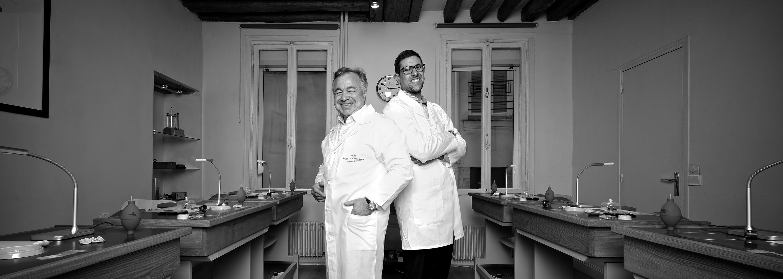 OH Selection Samir Khemici et Jean Yves Golvan