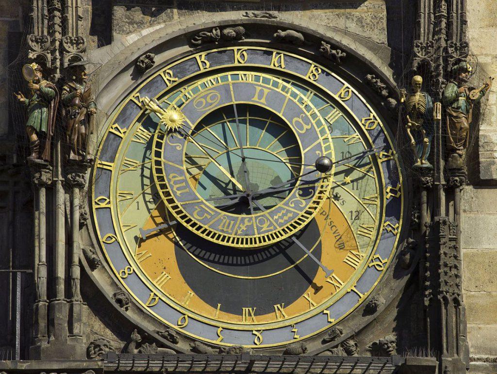 Horlogerie médiévale