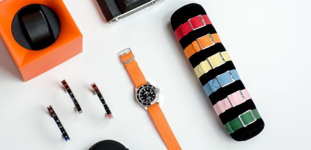 Idées cadeaux de Noël pour hommes passionnés d'horlogerie par OH Selection