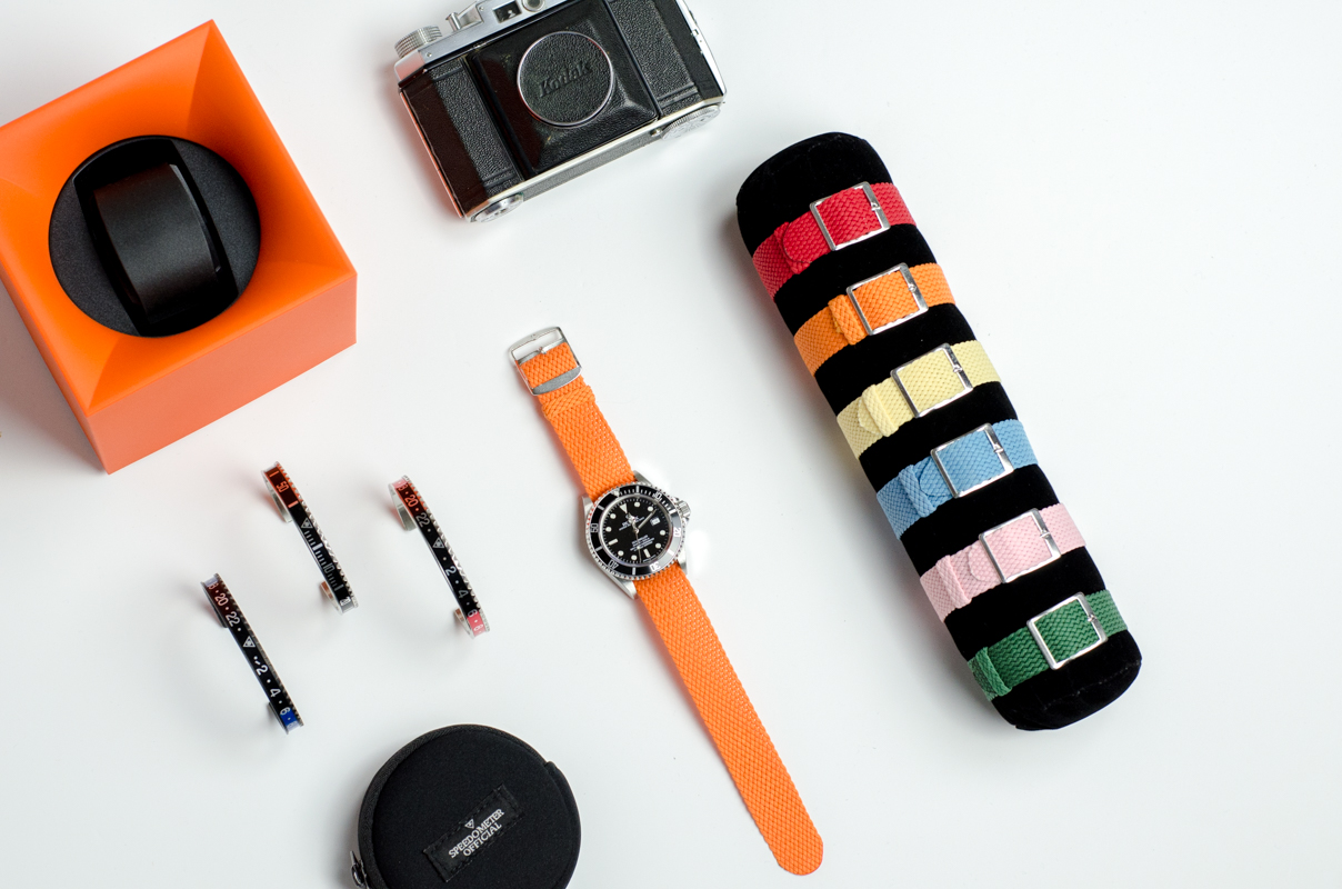 Christmas gift ideas for men who love watchmaking by OH Selection